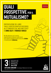2015 TORINO mutualismo3marzo