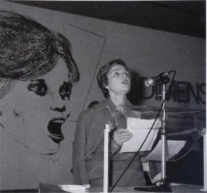 Luciana Sgarbi, Congresso Udi, 1973
