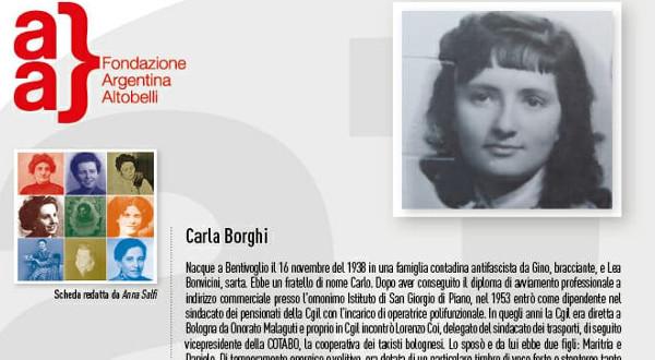 Biografia Carla Borghi600