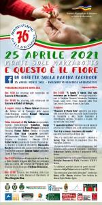 25 aprile 2021 - Monte sole