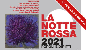 La notte rossa 2021 - 600X350